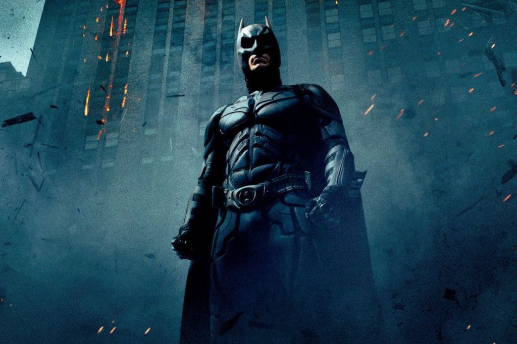 Poster for 'The Dark Knight'