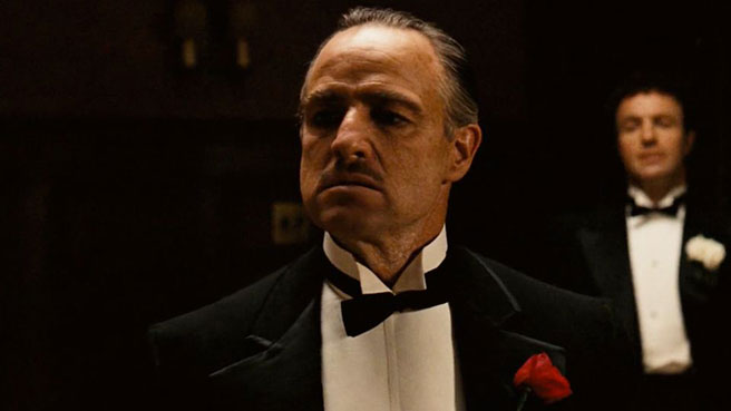 """""""The Godfather'"""